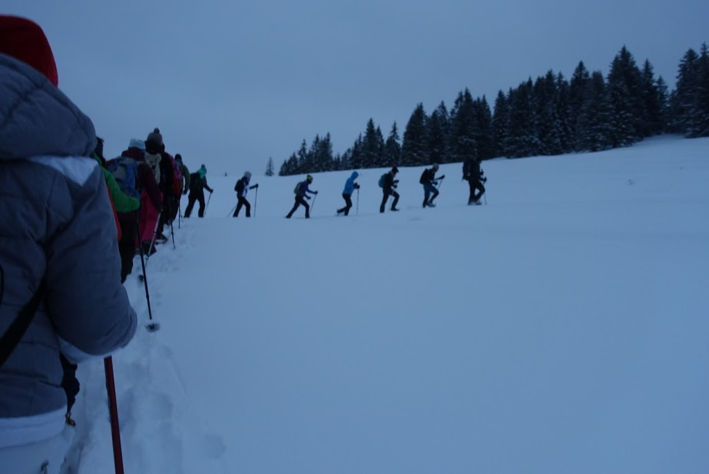 Schneeschuhwanderung Glaubenberg