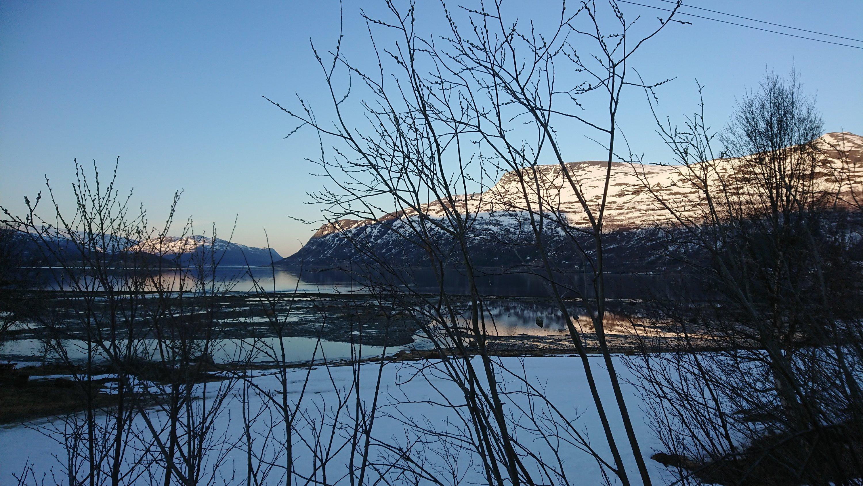 Talvik- Storsandnes