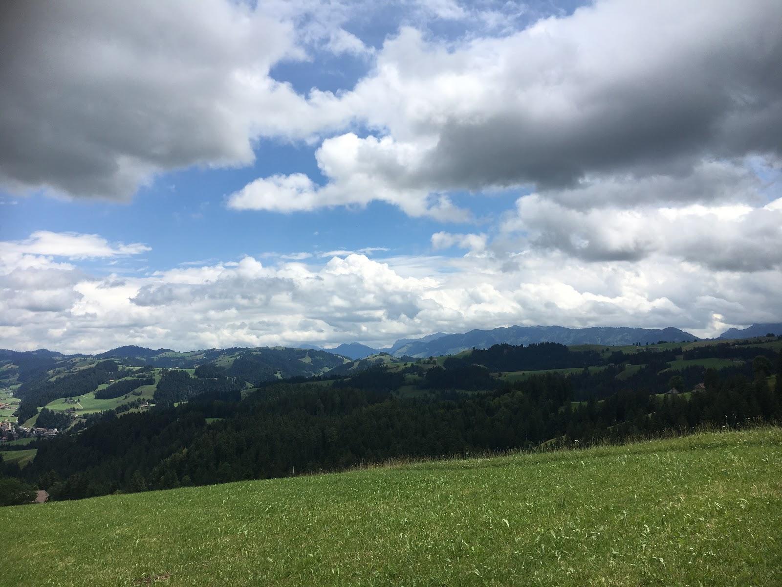Swiss Trans Trail – von Langnau bis Eggiwil