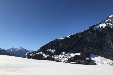 Winterwanderung Aeschi bei Spiez