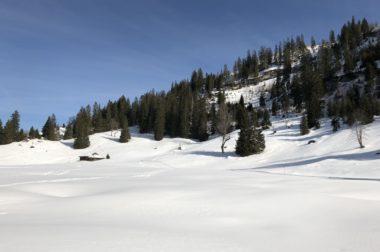 Winterwanderweg Axalp